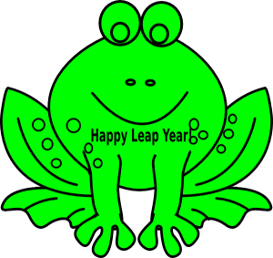 Happy Leap Year leap-year-frog-hi